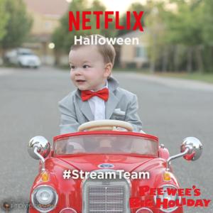 Get in the Halloween spirit with Netflix's Stream & Scream Halloween Guide and DIY Costume Tutorials