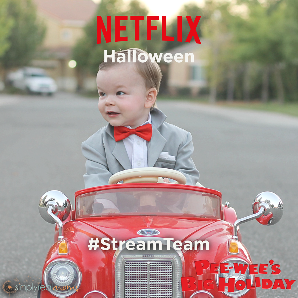 We're getting in the Halloween spirit with Netflix's Stream & Scream Halloween Guide and DIY Costume Tutorials