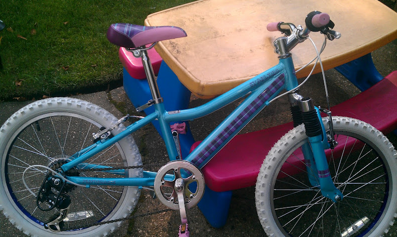 Our Girl Is Growing Up With A Performance Bicycle This Summer And