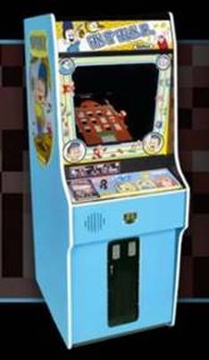 WRECK-IT RALPH - Build Your Own Game Cabinet make an Awesome Cake ...