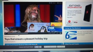 Check out Melissa Chapman's segment on Fox and Friends Weekend
