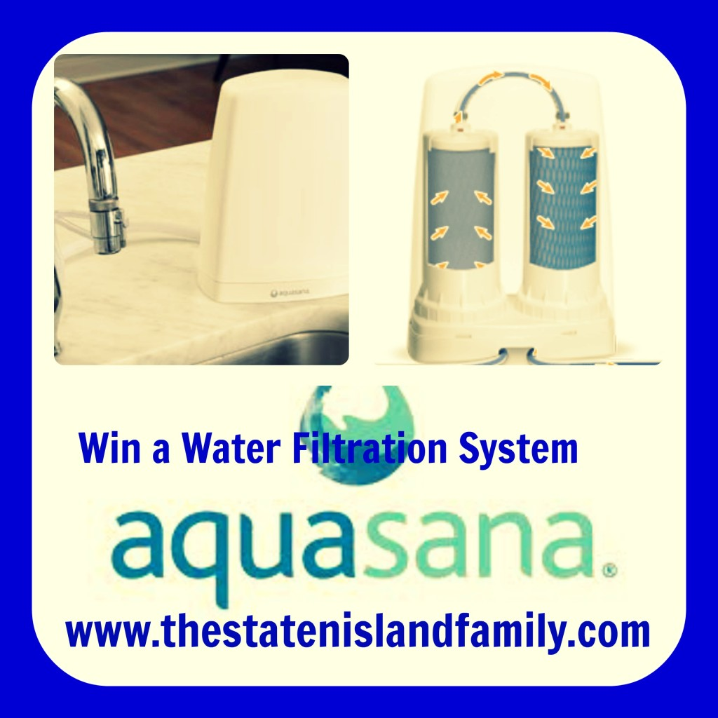 Win a Water Filtration System at TheStatenIslandFamily.com