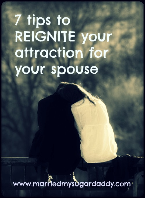 Reigniting passion in marriage
