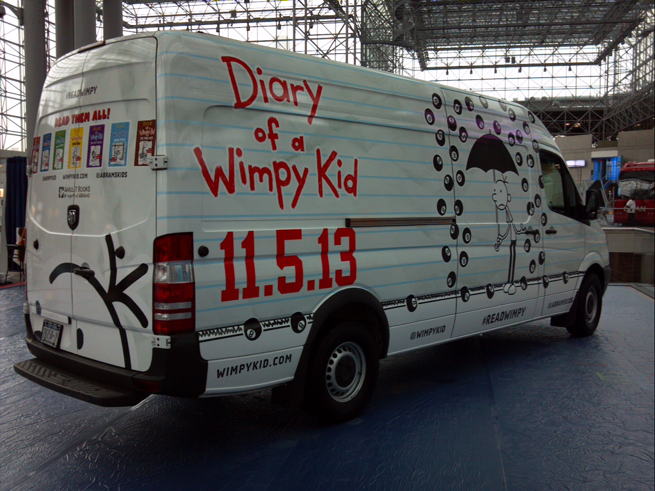 kids will get a sneak peek of diary of a wimpy kid book 8 at six