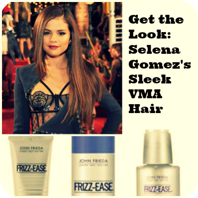 Get the look: Selena Gomez's Sleek VMA hair