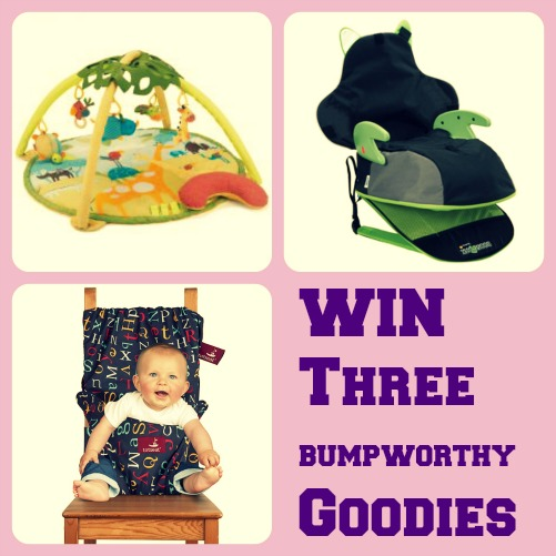 Win THREE bumpworthy goodies from TheStatenIslandfamily.com