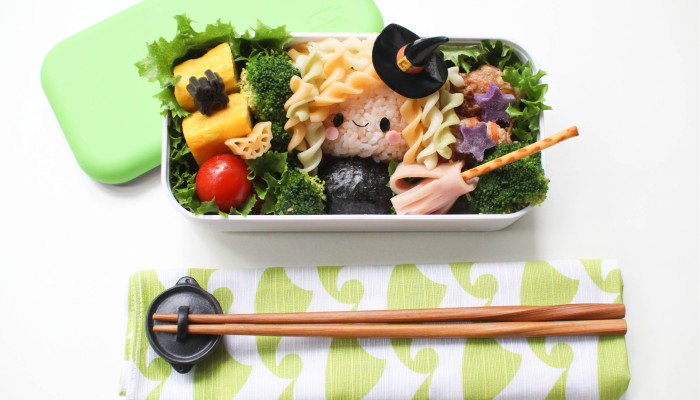 Healthy, Tasty brown bag and bento lunches kids can make on their own