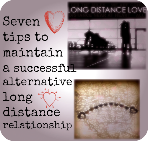Dealing with a long distance relationship