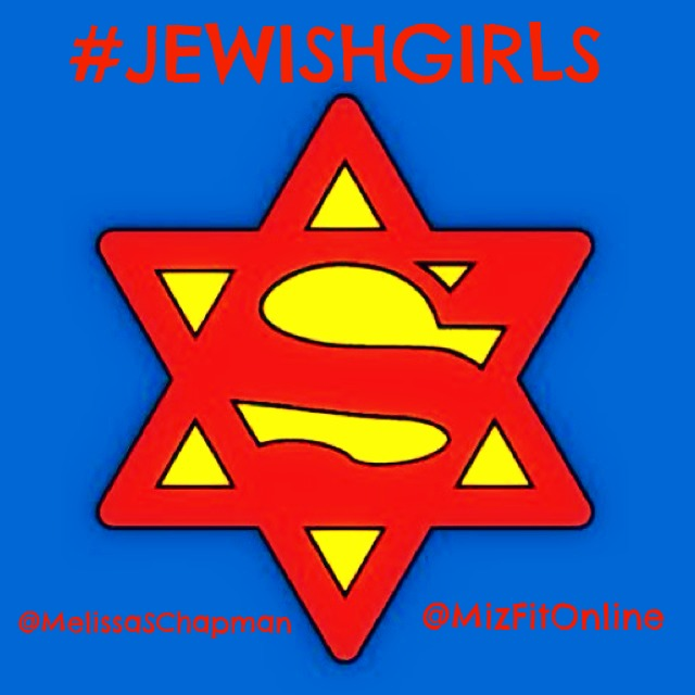 Join us at #JewishGirls