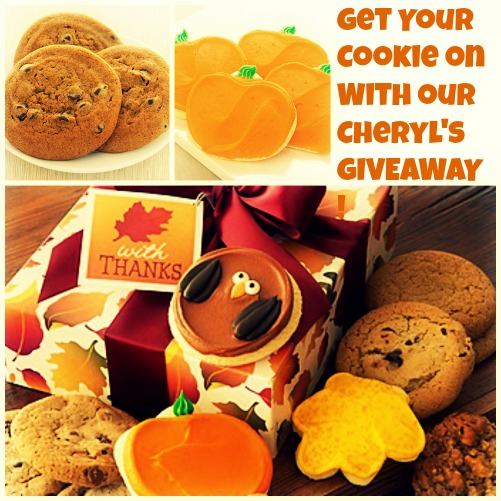 Get Your Cookie On With Our Cheryl's GIVEAWAY!