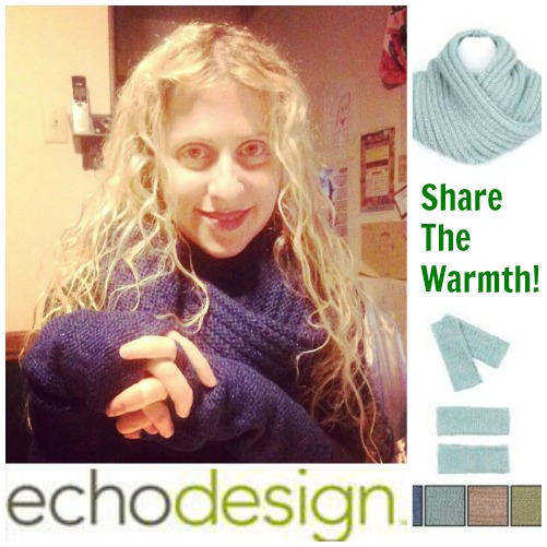 Echo Design + Fashion Delivers Partner to Launch #SharetheWarmth""