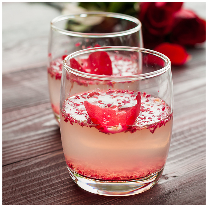 Radiant Raspberry Lemonade