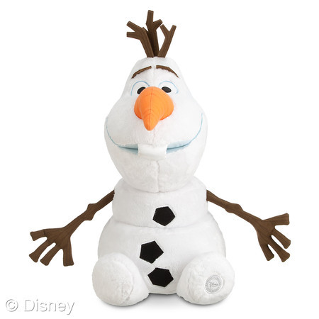 Get FROZEN with  our  MEGA Disney Store Giveaway