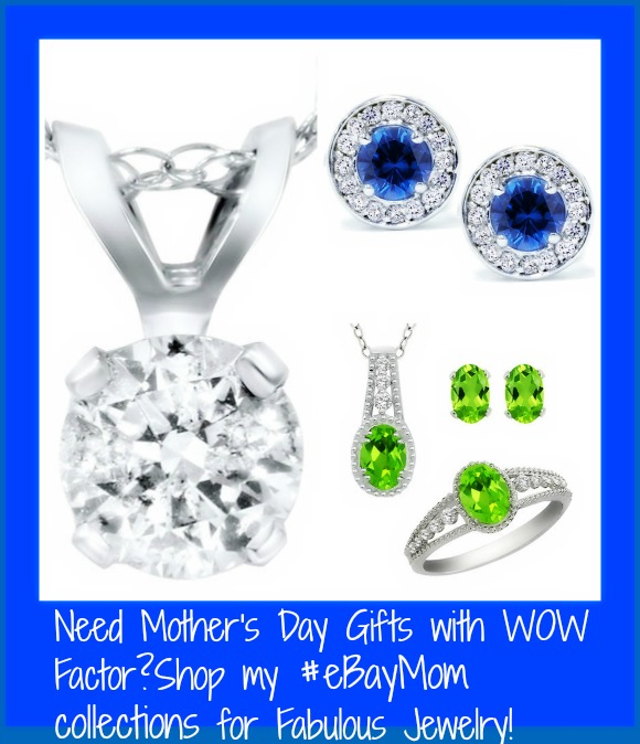 Need Mother's Day Gifts with WOW Factor? Shop my #eBayMom collections for Fabulous Handbags and Jewelry