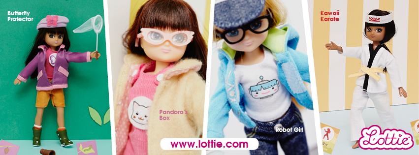 The Sunday Swoon: Lottie Dolls
