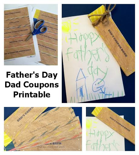 Get Crafty with this Father's Day DIY Dad Coupon Book - The Staten ...