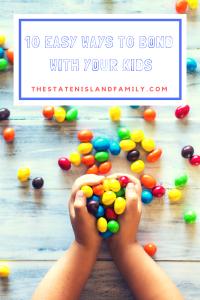 10 Easy Ways to Bond With Kids