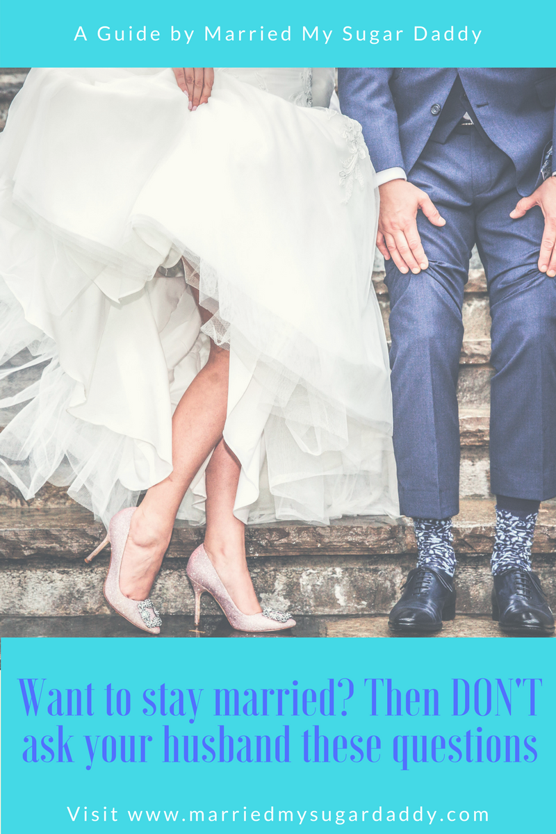 why should i stay with my husband