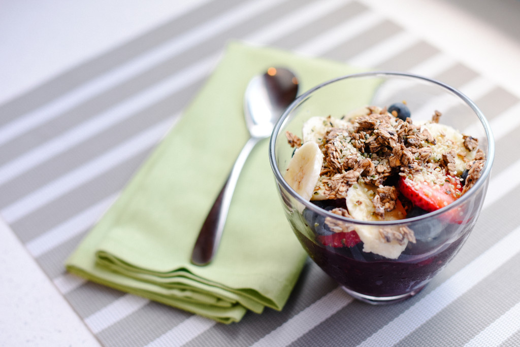 Recipe for an Acai Bowl
