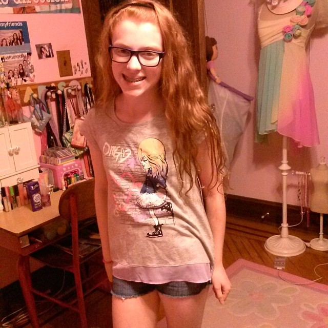 Fashion Haul:12 Year Old Madison Critiques The Jessica