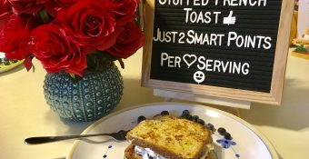 Stuffed French Toast Breakfast For Dinner Back to School Recipe