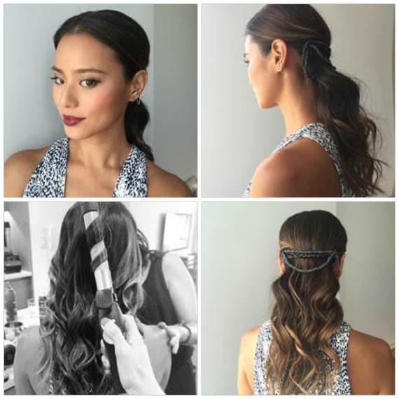 Get The Look: Jamie Chung's New York Fashion Week Inspired