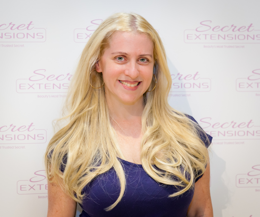 Switch Up Your Hairstyle In Seconds With Secret Extensions The
