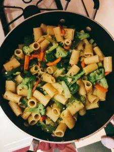 Easy Pasta Primavera Recipe