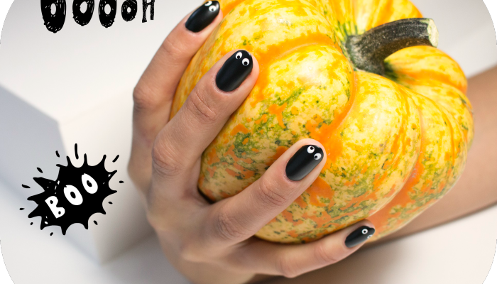 Halloween Movies and Manis = Perfect Way to Bond with Your Teen