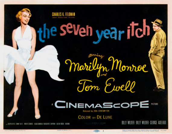Watch the Seven Year Itch on Verizon Fios