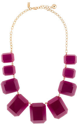 Kate Spade New York Jumbo Jewels Necklace w/ Tags