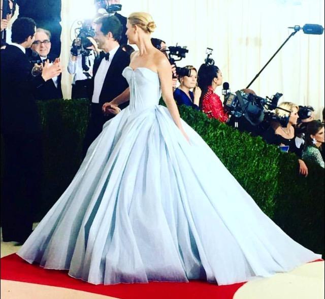 How To: Get Claire Danes Cinderella Inspired Met Gala