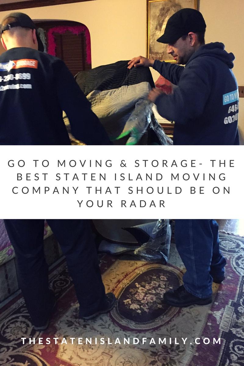 Best Moving Company Staten Island