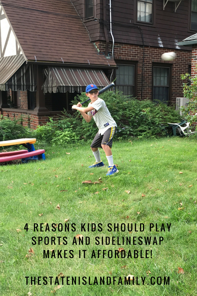 4 reasons kids should play sports and sidelineswap makes it