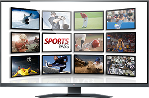 TV with sportpass