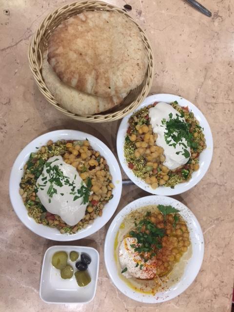 Tel Aviv Food!