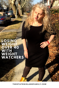 Losing Weight Over 40 with Weight Watchers