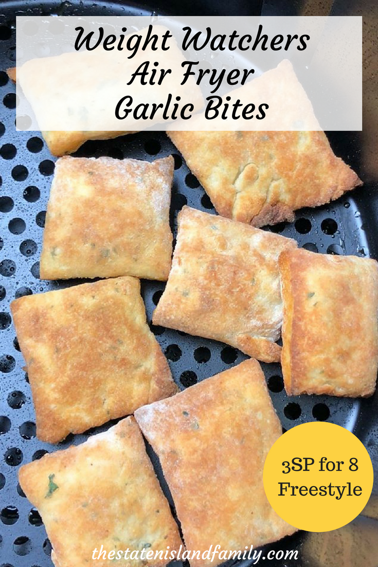 Weight Watchers Garlic Bread