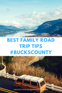 Best Family Road Trip Tips #BucksCounty