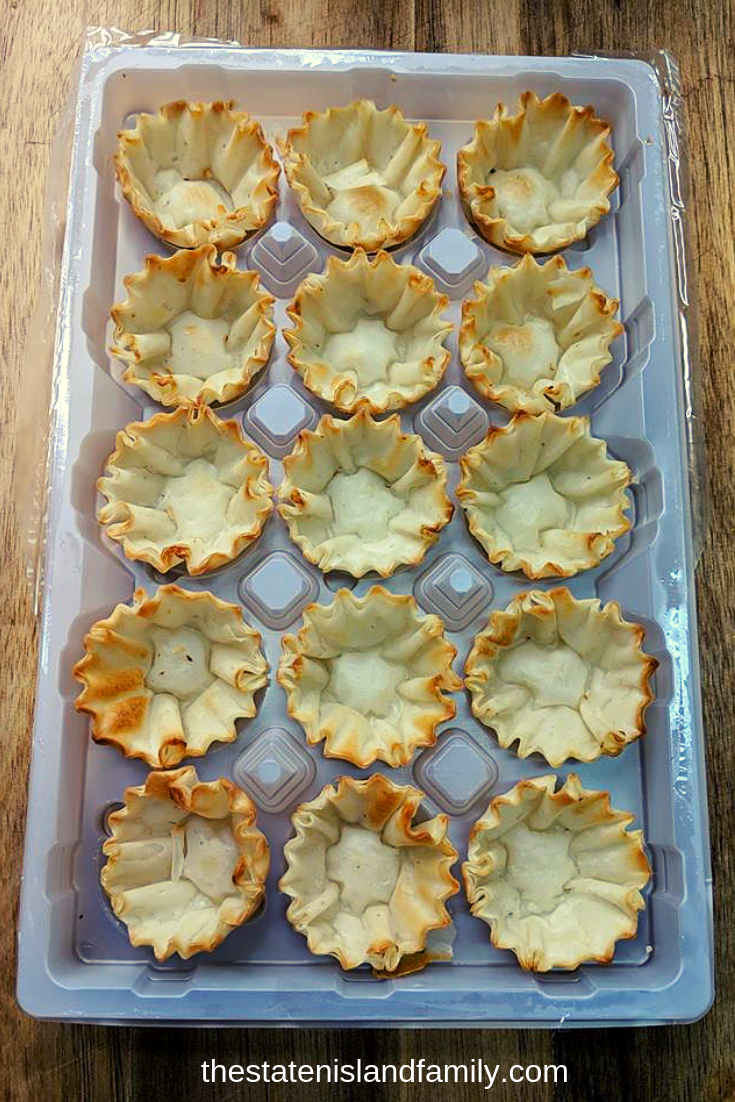 Mini Chocolate TARTS just 2 points each on Weight Watchers Freestyle