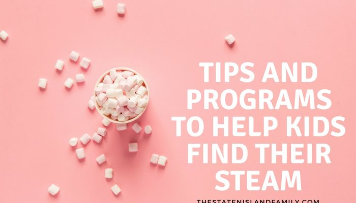 Tips and Programs to help kids Find Their STEAM