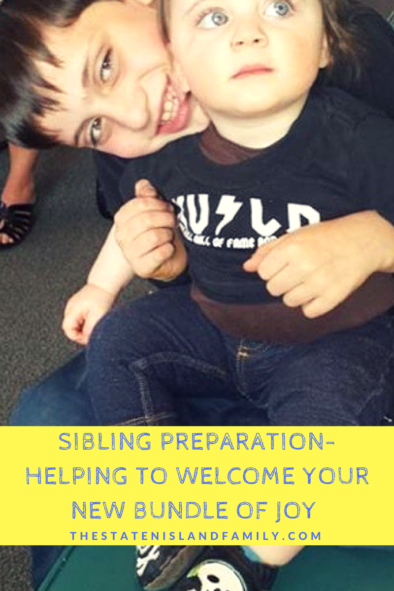 SIBLING PREPARATION- HELPING TO WELCOME YOUR NEW BUNDLE OF JOY