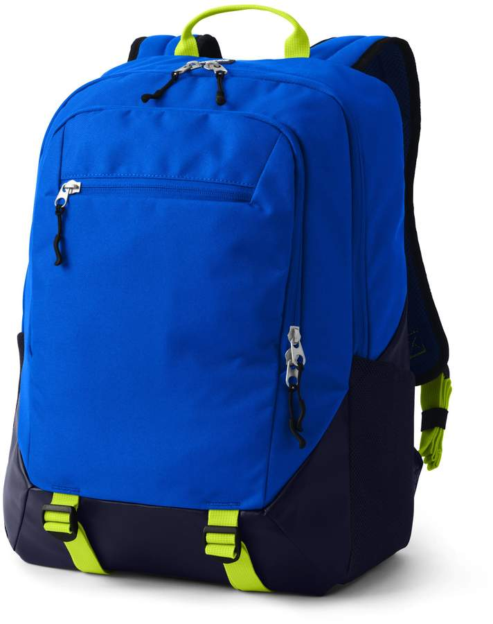 "This has everything you' ll need to pass those classes with flying colors!  Made-better for older kids on the go' b'Our new StudyHaul Backpack is made-better for older kids on the go. With many of the same ""built to last a lifetime"" features as our ClassMate® Backpack collection, but includes tech-friendly details perfect for kids who are a bit older. StudyHaul has a padded laptop sleeve and an interior organization pocket for gadgets like their beloved cell phones and portable chargers. And we still recommend making sure this is the backpack they really want — it's going to be with them a long time ... like into adulthood! P.S. Great for middle school, high school ... even college!"