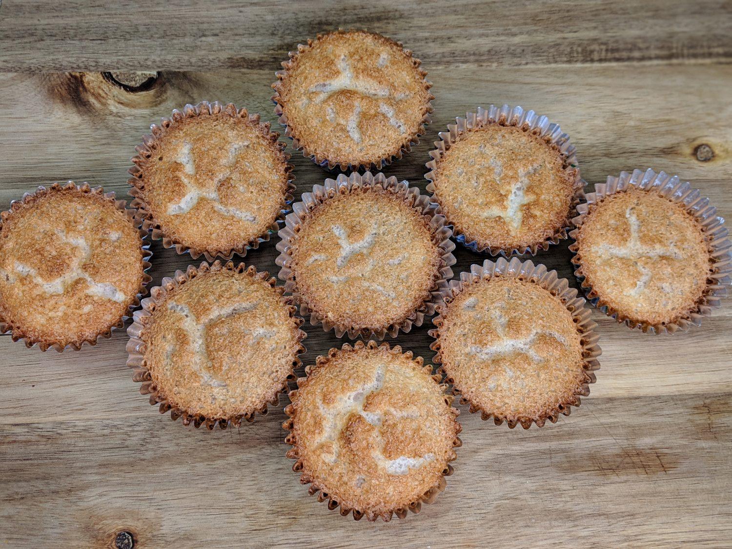 Weight Watchers Snickerdoodle Cupcakes