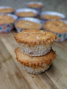 Weight Watchers Snickerdoodle Cupcakes