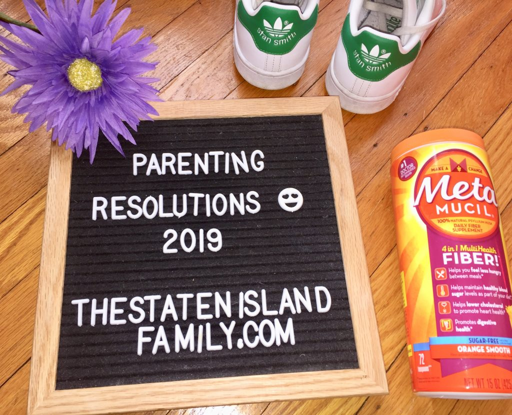 5 Parenting Resolutions for 2019