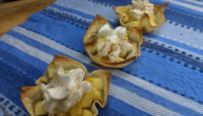 Weight Watchers Apple Mini Tarts Recipe