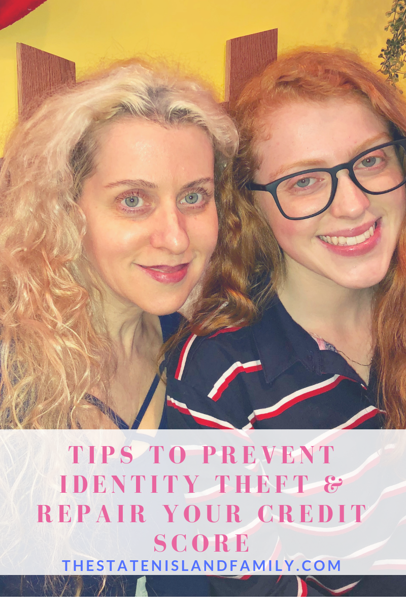 Tips to Prevent Identity Theft and Repair Your Credit Score