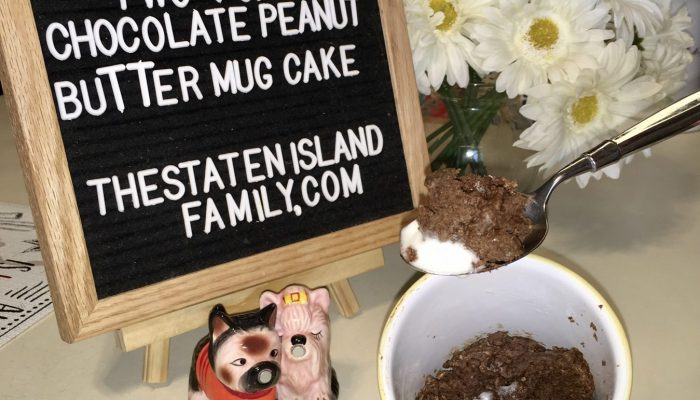 Weight Watchers Peanut Butter and Chocolate Cake Mug Cake – Just Two Points